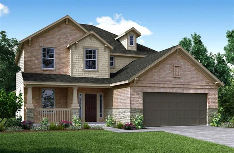 15403 Sandford Springs Trail, Cypress, TX 77429 - Image 1