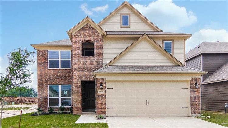 15406 Roaming River Trail, Houston, TX 77044