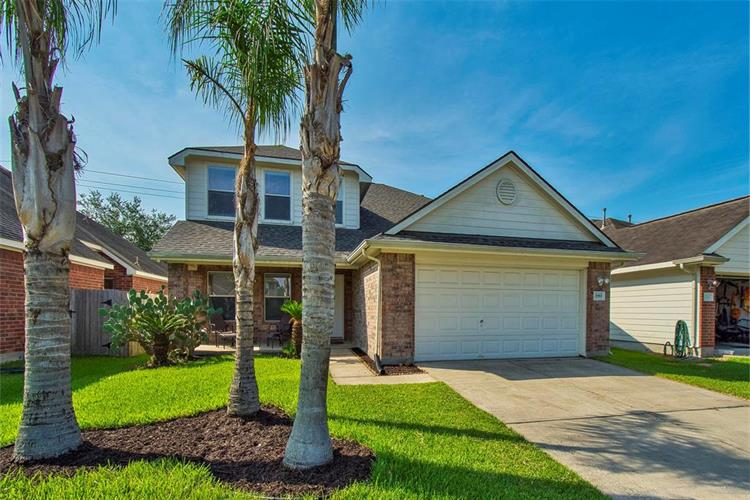 2919 Landing Edge Lane, League City, TX 77539