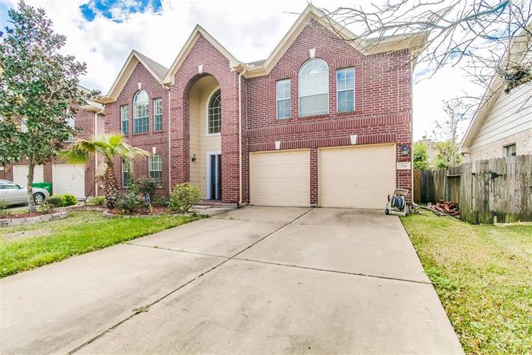 8710 Backcove Court, Houston, TX 77064