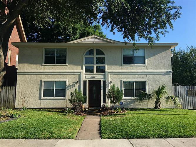 1539 hawthorne street houston tx 77006 for sale mls Multi family homes for sale houston