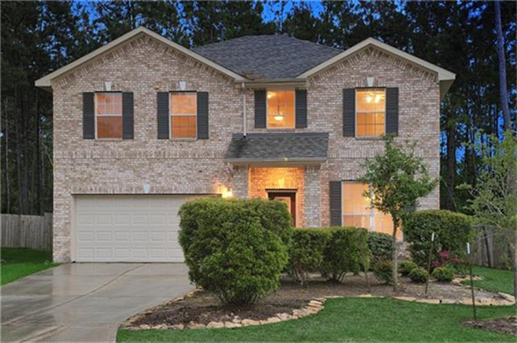 2 Ebony Oaks Place, The Woodlands, TX 77382