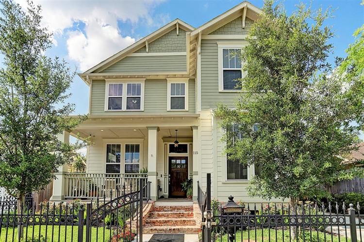 115 E 24th Street, Houston, TX 77008