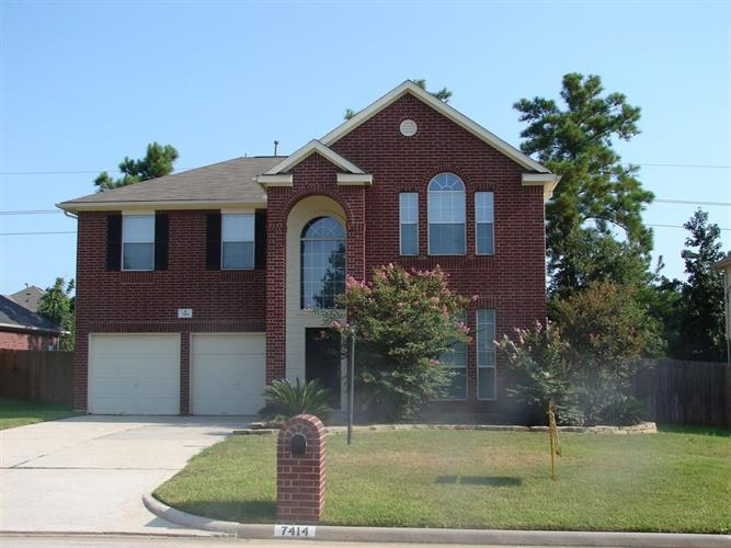 7414 Stonesfield Place, Spring, TX 77389