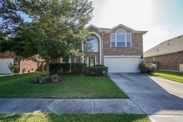 9419 Langley Springs Drive, Houston, TX 77095