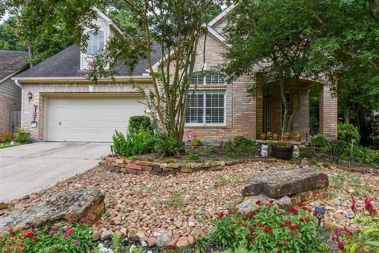 127 Victoria Glen Drive, The Woodlands, TX 77384