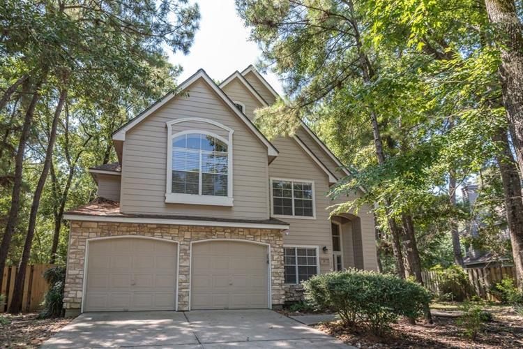 19 Owls Cove Place, Spring, TX 77382