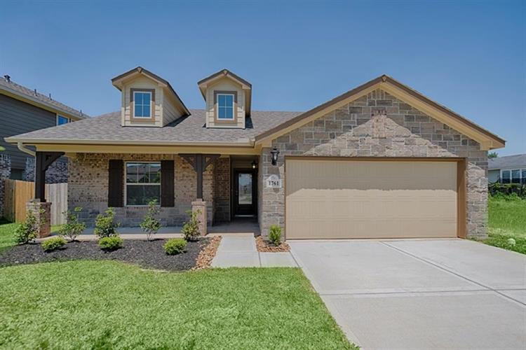 1761 CINDY LANE, Conroe, TX 77304