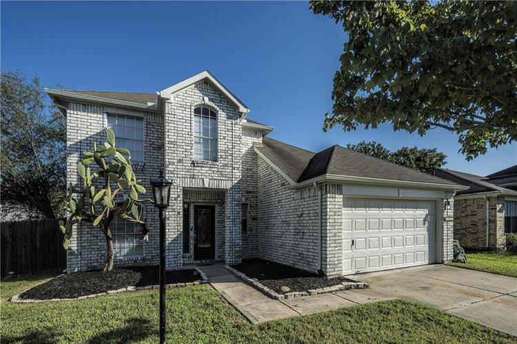 17606 Coventry Oaks Drive, Houston, TX 77084