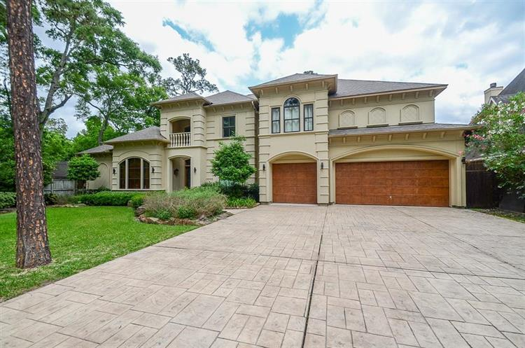 714 Riedel Drive, Houston, TX 77024