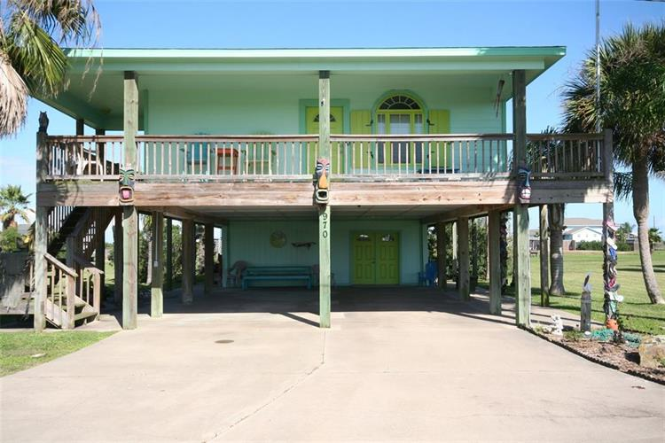 970 Wommack Drive, Crystal Beach, TX 77650 - Image 1
