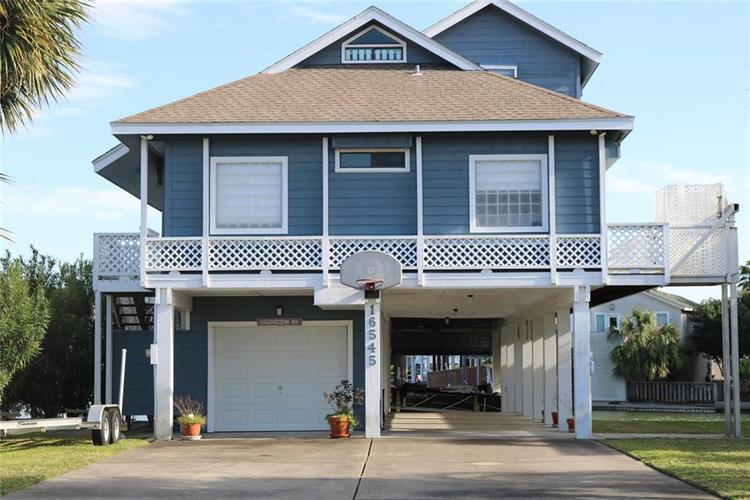 16545 Anchor Way, Jamaica Beach, TX 77554