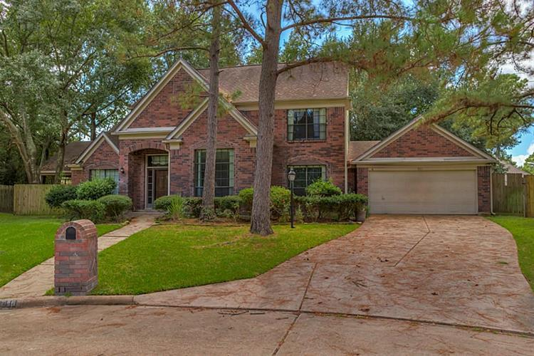 8411 Colony Oaks Court, Spring, TX 77379
