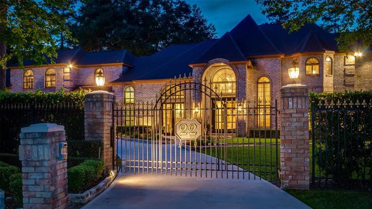 22 Grogans Point Road, The Woodlands, TX 77380
