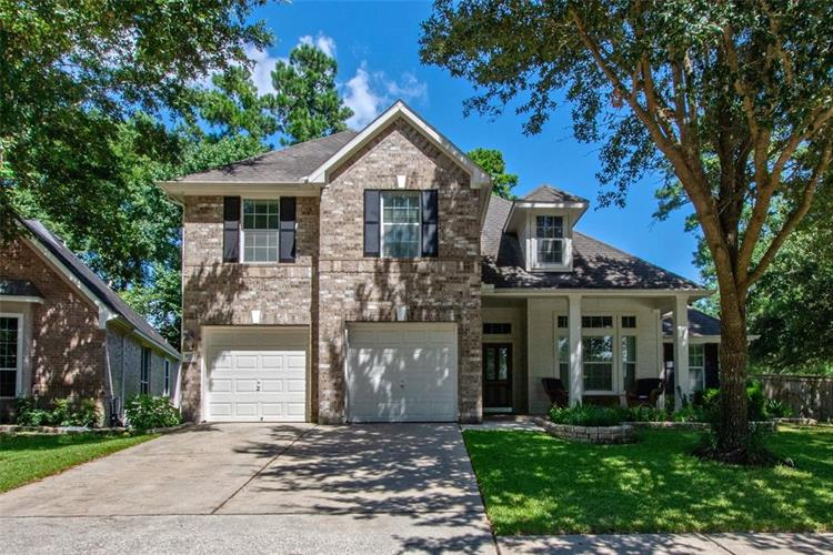 18211 Red Eagle Court, Humble, TX 77346