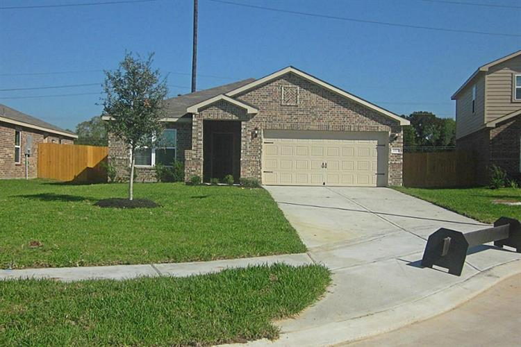2523 Golden Brandy Lane, Rosenberg, TX 77469