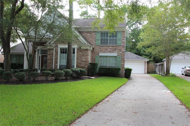 95 Breezy Point Place, The Woodlands, TX 77381