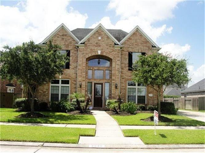 2626 Canyon Bluff Drive, Manvel, TX 77578 - Image 1