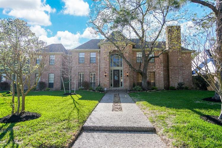 1822 Briarchester Drive, Katy, TX 77450