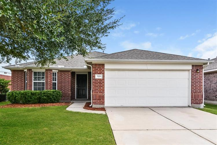 3126 Crossout Court, Spring, TX 77373