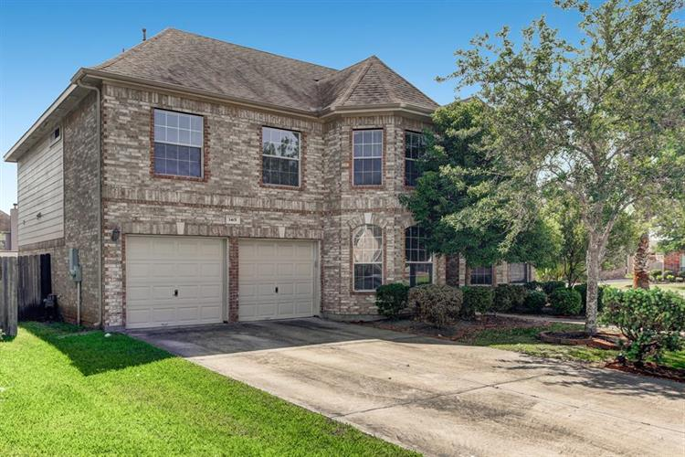 3401 Ocean Ridge Circle, Seabrook, TX 77586