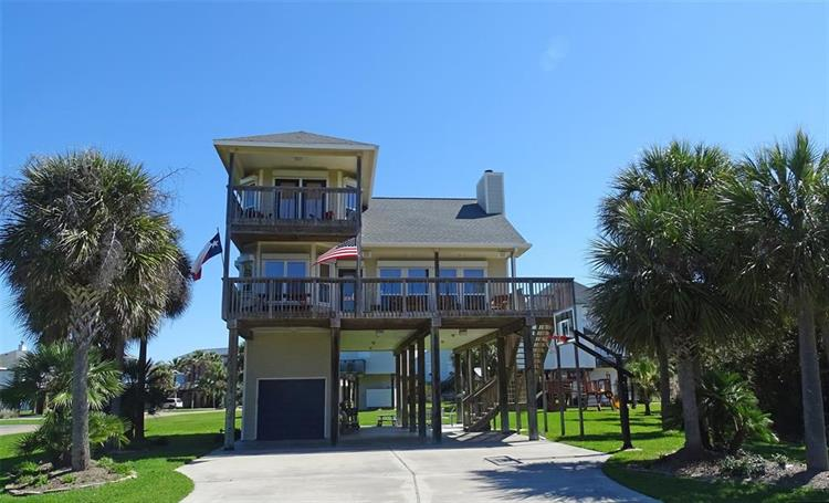 4002 Elissa Court, Galveston, TX 77554