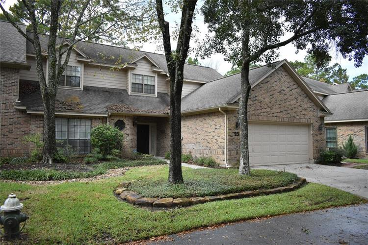 25 Fairway Oaks Place, The Woodlands, TX 77380