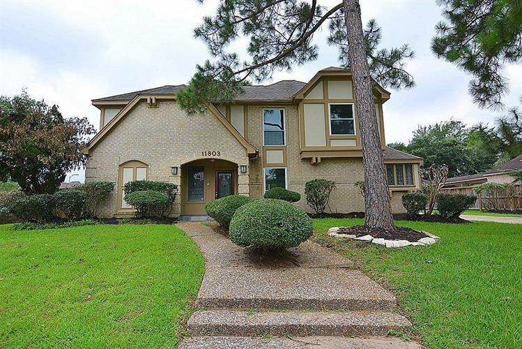 11803 Carriage Hill Drive, Houston, TX 77077 - Image 1