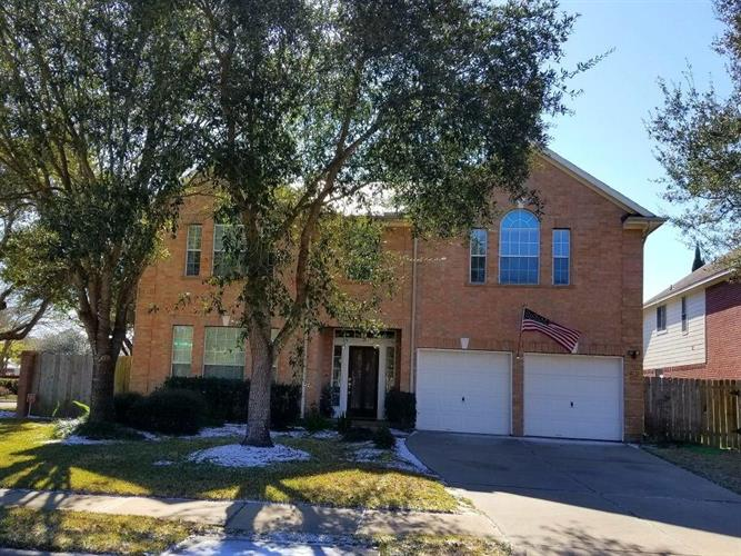 21903 Pale Meadow Court, Katy, TX 77450