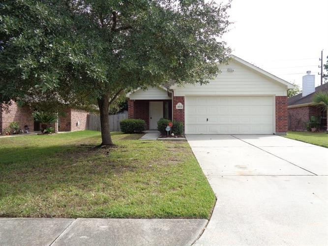 4414 Cannongate Drive, Spring, TX 77373