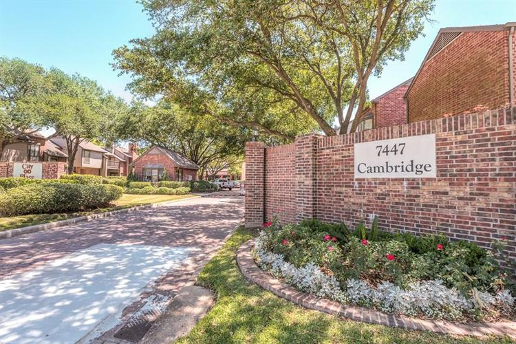 7447 Cambridge Street, Houston, TX 77054