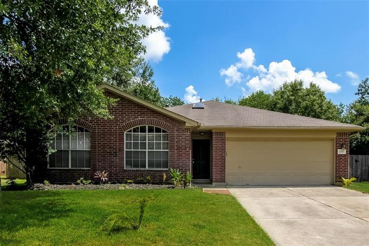 16406 Pear Ridge Place, Humble, TX 77396