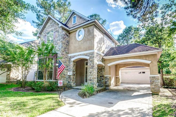 67 S Bethany Bend Circle, The Woodlands, TX 77382