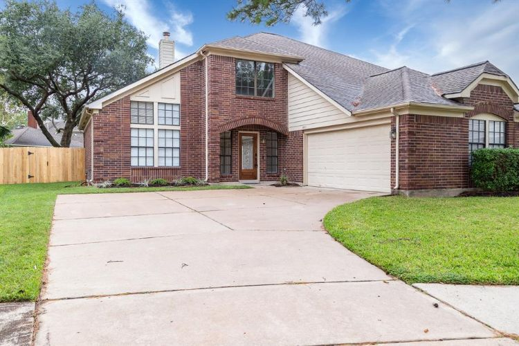 807 Forest Bay Court, Houston, TX 77062 - Image 1