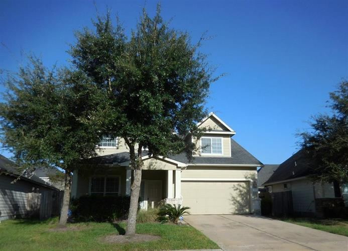 4418 Kirk Manor Court, Fresno, TX 77545