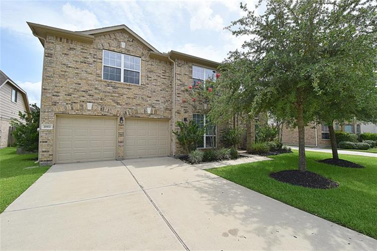 20931 Flower Croft Court, Richmond, TX 77407