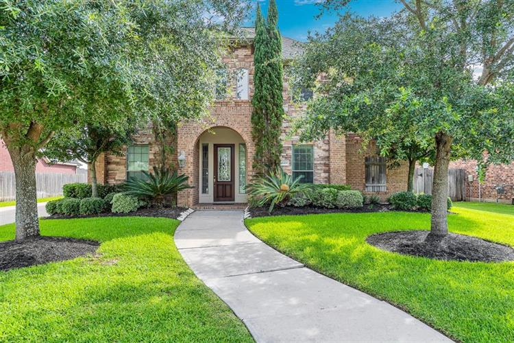 5418 Faircreek Lane, Katy, TX 77450