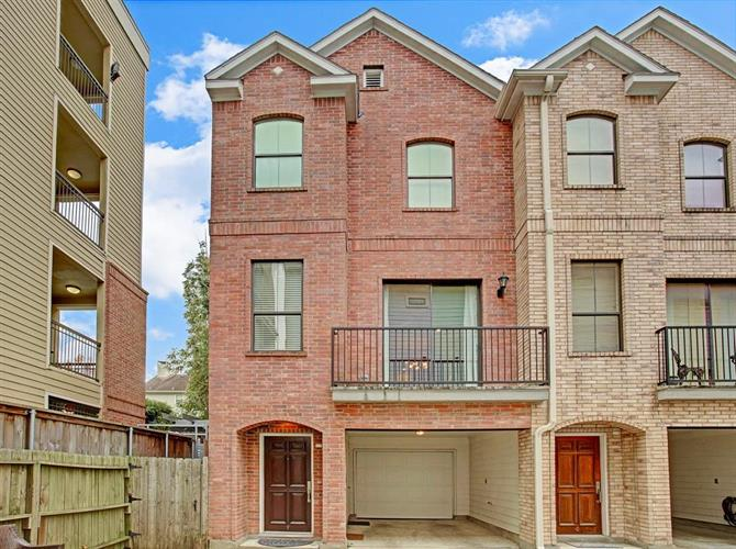 202 Mcgowen Street, Houston, TX 77006