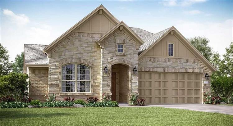 3518 White Gardenia Lane, Richmond, TX 77406