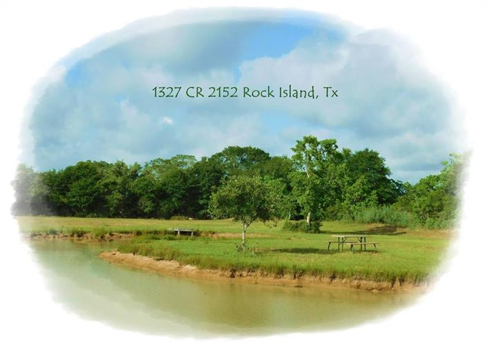 001327 County Road 2152, Rock Island, TX 77470