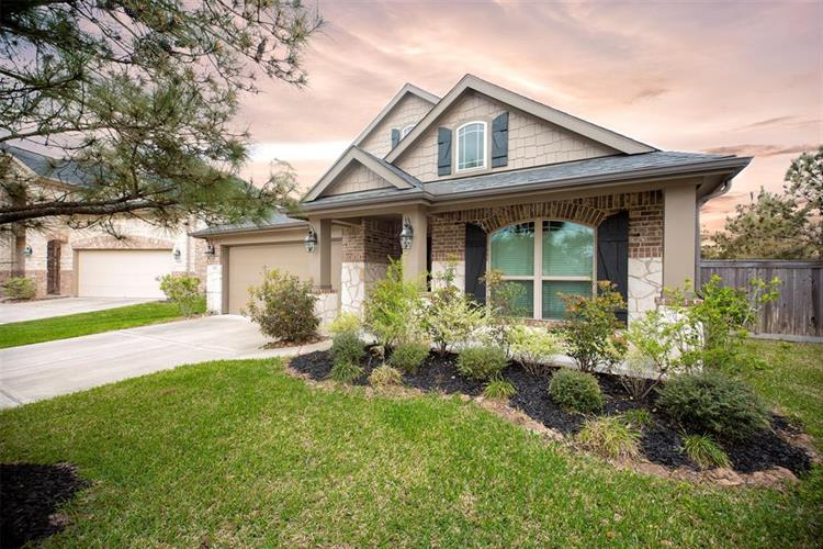 17402 Sundown Peak Court, Humble, TX 77346