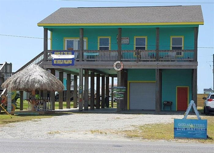 2570 HWY 87, Crystal Beach, TX 77650