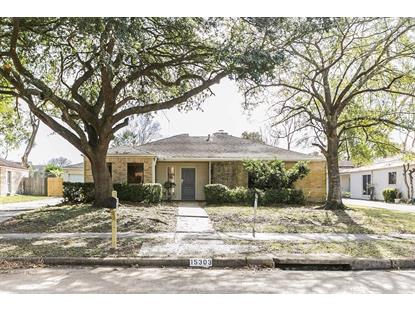 15303 Paseo Del Rey Drive Houston, TX MLS# 10747182