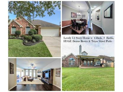 7319 Hickory Canyon Court Humble, TX MLS# 11936514