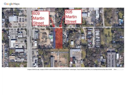 605 Martin Street Houston, TX MLS# 13056643