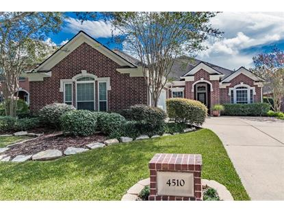 4510 Golden Pond Court Sugar Land, TX MLS# 17934855