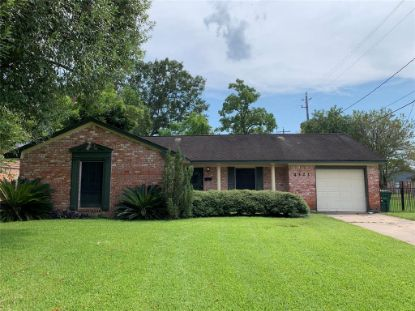 4323 Woodmont Drive Houston, TX MLS# 20595546