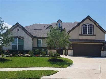 3413 Misty Gap Court, Pearland, TX