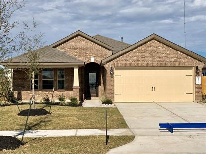 1326 Wheatland Terrace Lane  Missouri City, TX MLS# 22910454