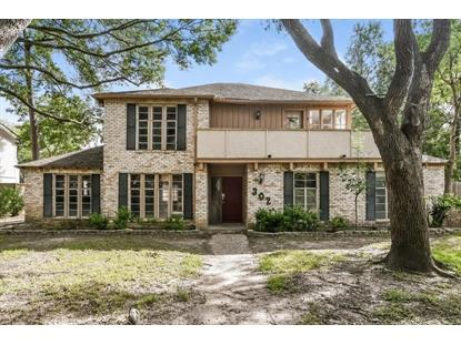 302 Pinesap Drive Houston, TX MLS# 23118799